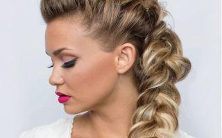 Косы на все вкусы: 14 идей для средних волос