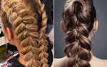 Коса наоборот – 3 супер-идеи и их вариации на все случаи жизни