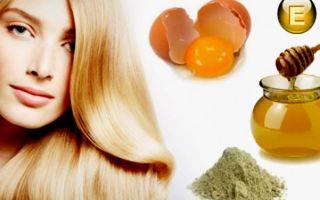 18 эффективных масок для волос на ночь