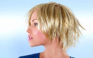 Каре на тонкие волосы – как добавить причёске объём