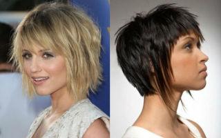 Рваная стрижка на короткие волосы: как узнать, что вам она подходит?