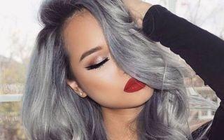 Пепельный цвет волос: обзор популярных красок и секреты ухода