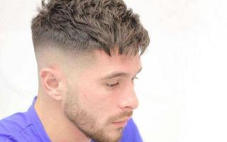 Стрижка кроп: стильная причёска для уверенного мужчины