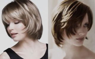 Модная стрижка лесенка: женственность для коротких волос
