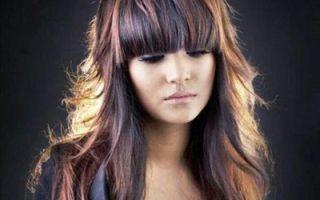 Объемные стрижки и укладки на длинные волосы