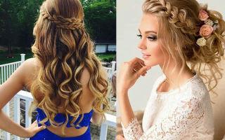 Красивые собранные прически на длинные волосы для любого случая