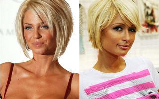 27 вариантов стрижки боб на средние волосы с фото