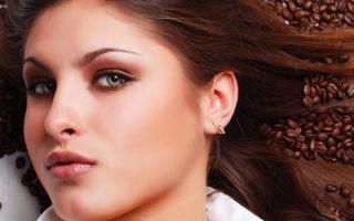 15 лучших масок для волос с кофе