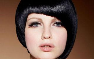 Стрижка сессон-2017: ретро-мотивы для коротких волос