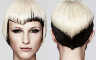 Двойное окрашивание волос: популярные методы и техники