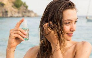 Солевой спрей для волос: обзор покупных и домашних средств