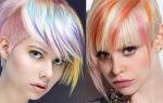 Креативные стрижки на короткие волосы: вариант не для скромных