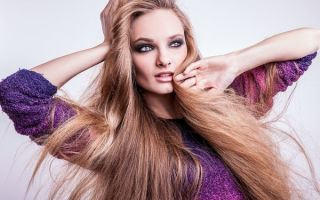 Виды и технологии холодного наращивания волос