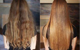 Кератиновое восстановление волос: особенности процедуры