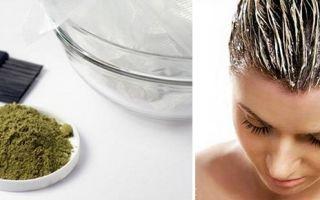 Маски с хной для волос: 16 рецептов на все случаи жизни