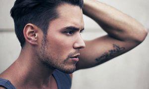 5 вариантов мужской стрижки андеркат