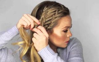 Прически на длинные волосы своими руками в 5 шагов