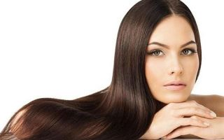Домашнее ламинирование — простая процедура для шикарных волос