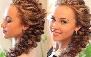 Коса из резинок: 10 идей красивых причесок без плетения