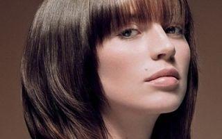 Градуированное каре: универсальный вариант для волос средней длины, 27 фото