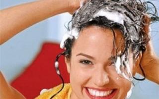 Для всех типов волос защитник один – кефир