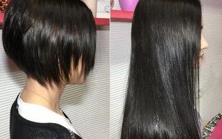 Наращивание на короткие волосы: особенности процедуры