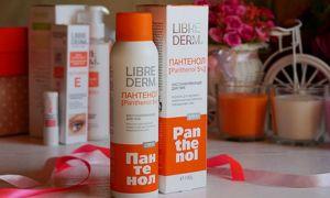 Пантенол – идеальное средство для волос