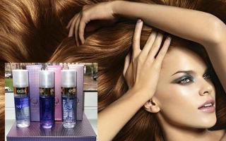 Экранирование волос: особенности процедуры, топ-3 лучших составов