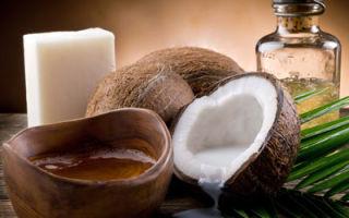 Кокосовое масло для волос — волшебный эффект