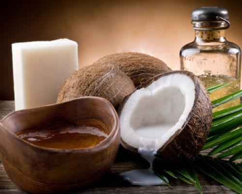 Кокосовое масло для волос – волшебный эффект