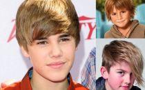 Как подобрать прическу для мальчика-подростка до 16 лет. 26 фото