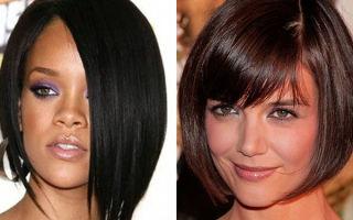 15 разновидностей каре на короткие волосы