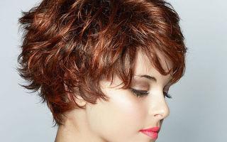 Короткие женские стрижки на вьющиеся волосы: Боб, Пикси, Каре, Каскад и лохматый Shaggy