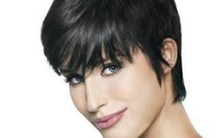 Модный гарсон на короткие волосы: варианты для смелых и стильных, 19 фото
