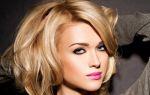 7 объемных укладок на средние волосы с фото