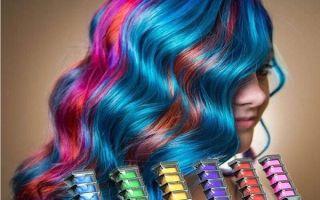 Мелки для волос: если нет времени на долгий поход к парикмахеру