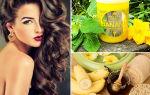 Банановые маски для волос: 4 эффективных рецепта