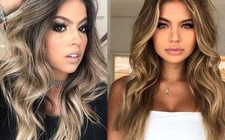 Как преобразить внешность и скрыть недостатки: контуринг волос