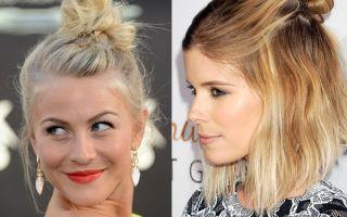 Как сделать пучок на коротких волосах: 12 способов с фото