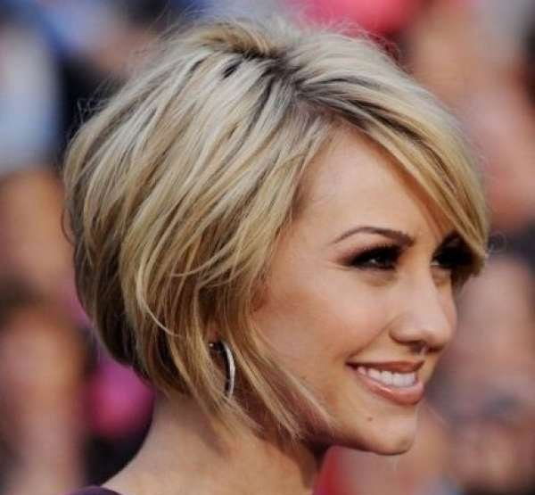 причёски каре с удлинением фото