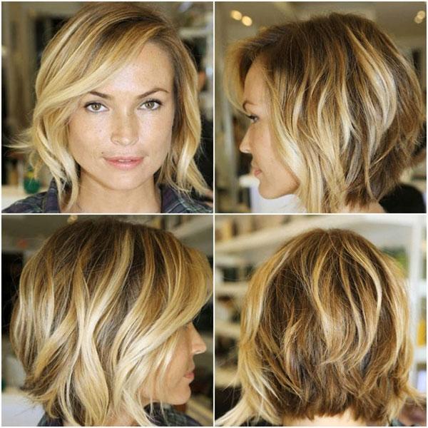 окрашивание для тонких волос