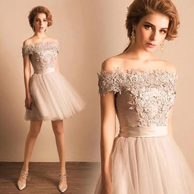 платье и укладка