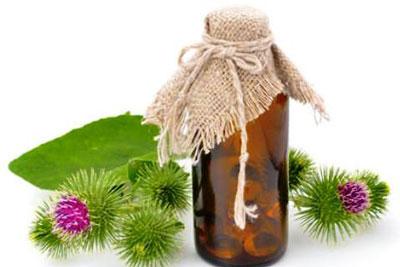 Как выбрать репейное масло для волос