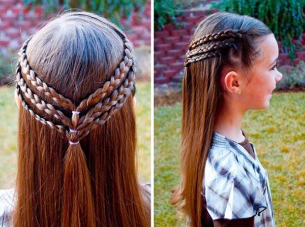 мальвинка с косами