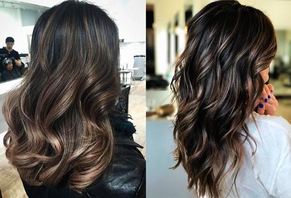 Мелирование на русые волосы : виды мелирования, фото до и после