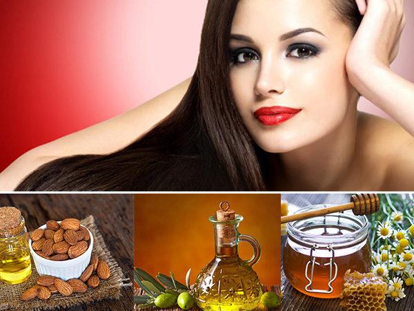 Мед орехи и масло