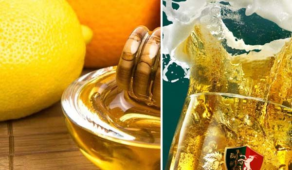 мед лимон пиво