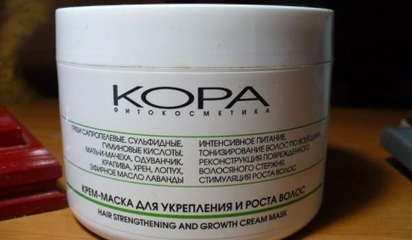 Маска от производителя Кора