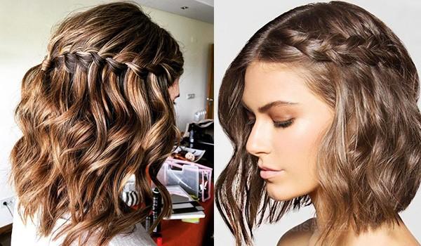 Минимальная длина волос для кос