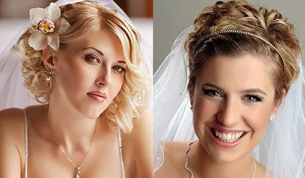 Стиль свадебных причесок